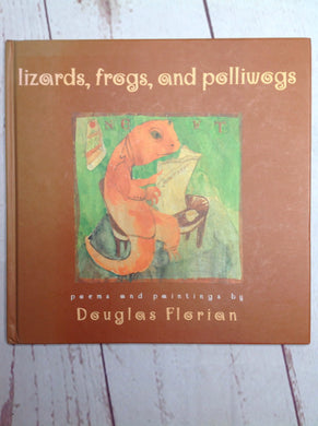Lizard Frogs And Polliwogs Book