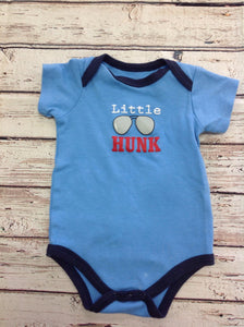 Luvable Friends Baby Blue Top