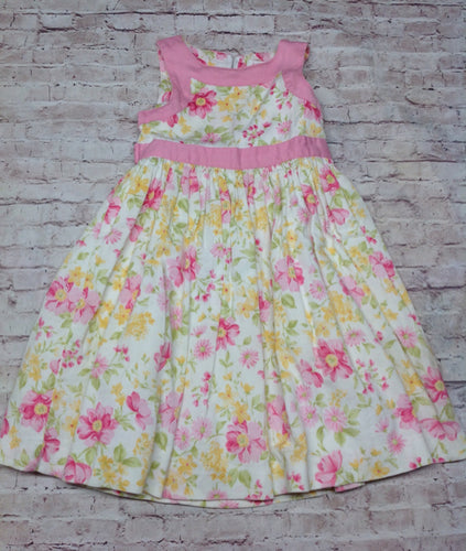 Lydia Jane PINK & YELLOW Dress