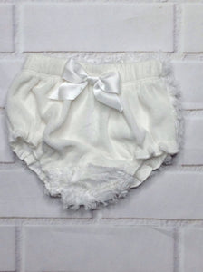MUDD PIE White Bloomers