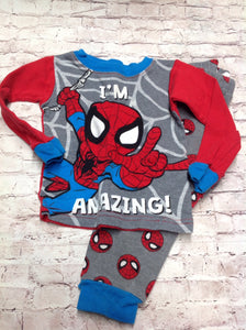 Marvel Red & Blue Sleepwear