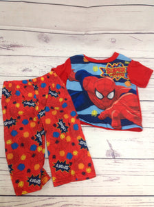Marvel Red Spiderman Pajamas