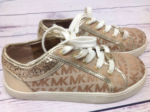 Michael Kors Gold Shoes