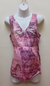 Motherhood PINK & PURPLE Top