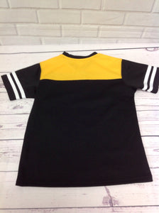 NFL TEAM APPAREL black & gold STEELERS Top