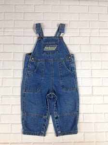 No Brand Denim Overalls