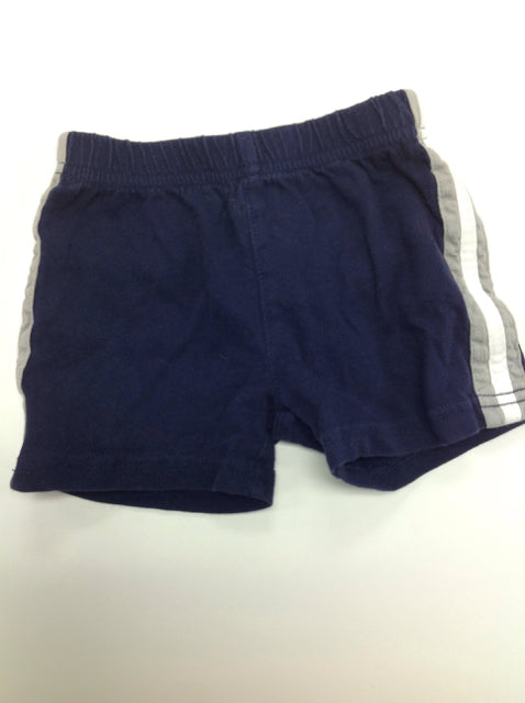 Okie Dokie NAVY & GRAY Shorts