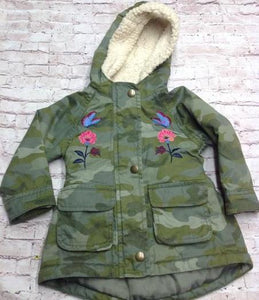 Old Navy Army Green Coat