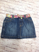 Old Navy BLUE DENIM Skirt