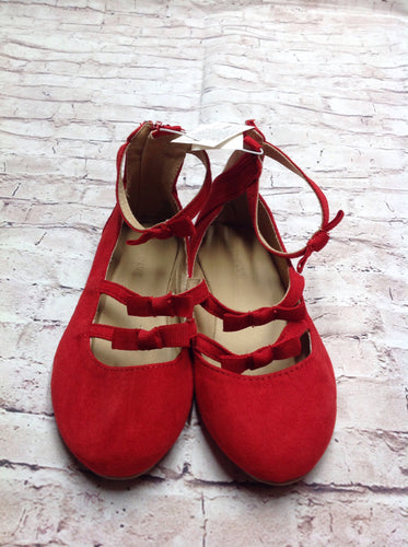 Old Navy Barn Red Shoes