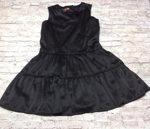 Old Navy Black Bow Dress