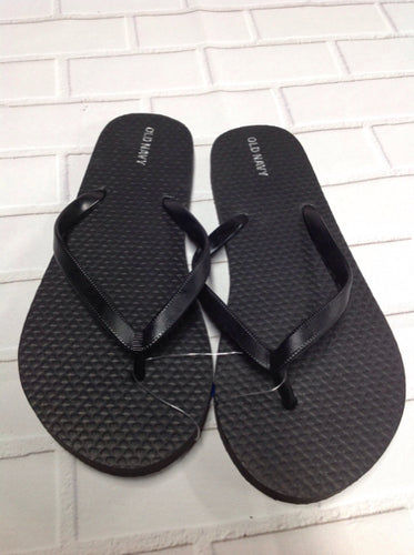 Old Navy Black Sandals