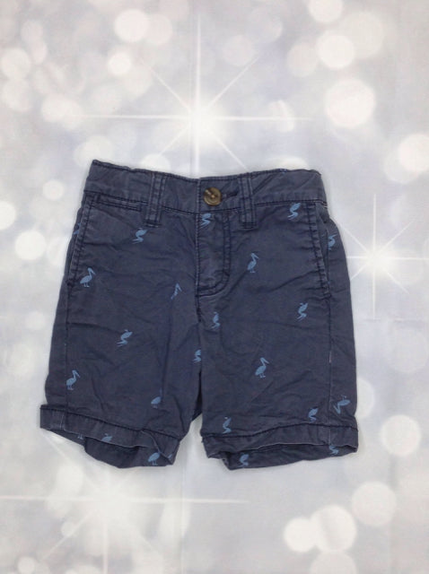 Old Navy Blue Birds Shorts