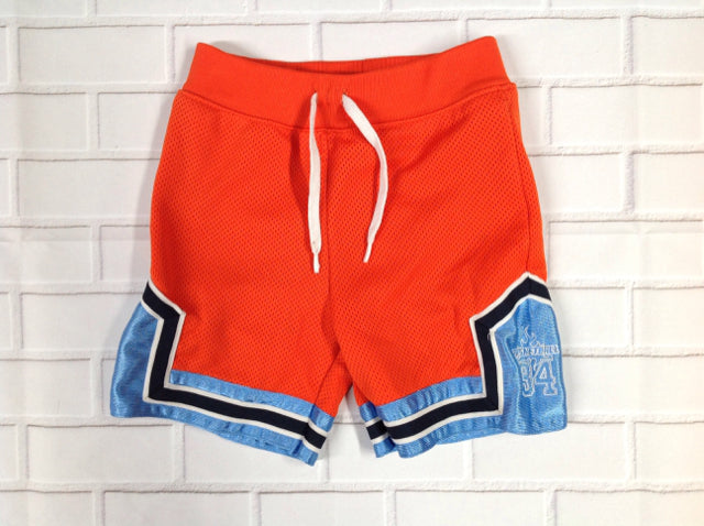 Old Navy Orange & Blue Shorts