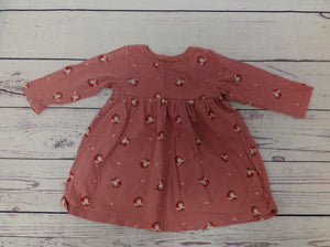 Old Navy PINK PRINT Dress
