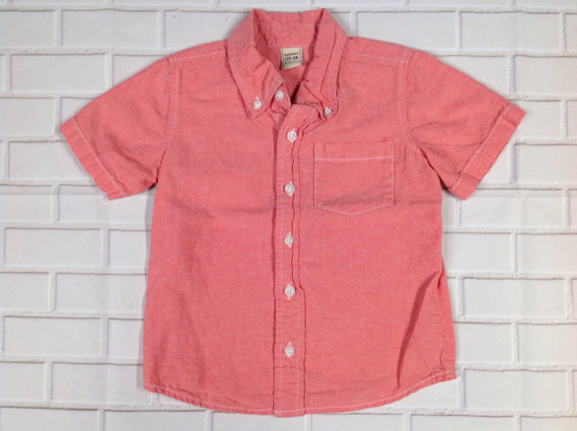 Old Navy Red Top