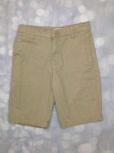 Old Navy Tan Solid Shorts