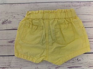 Old Navy Yellow Shorts