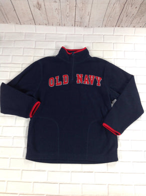 Old Navy navy & red Top