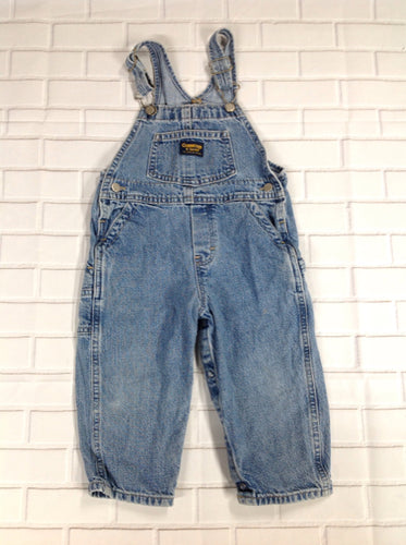 Oshkosh Denim Overalls