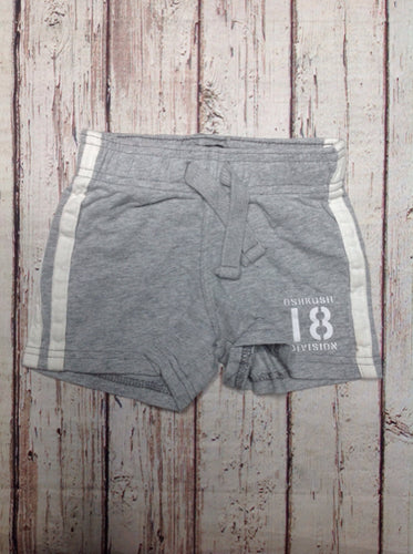 Oshkosh GRAY & WHITE Shorts