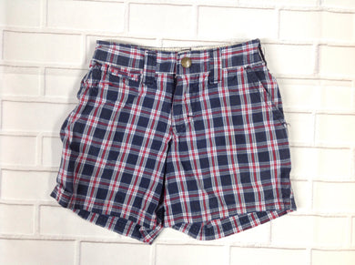 Oshkosh Navy Print Shorts