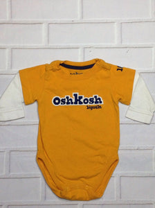 Oshkosh YELLOW & BLUE Top