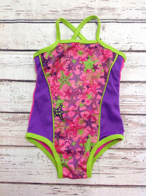 Pink & Purple Swimwear