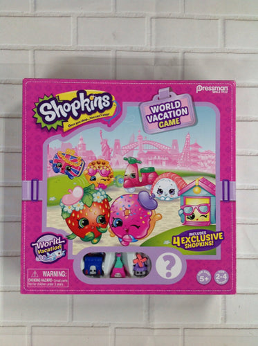Pressman Shopkins Toy