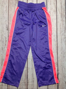 Puma Purple & Pink Sweatpants