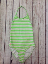 Ralph Lauren Green & White Swimwear