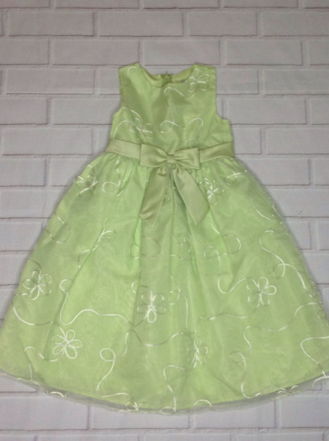 Rare Editions Green Dress