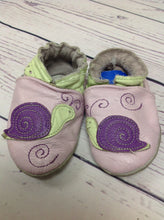 Robeez Purple Print Shoes