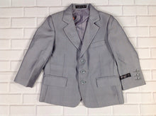 SAHARA CLUB Gray Solid Blazer