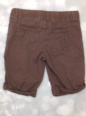 SO Brown Shorts