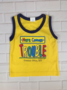 Infant Boys Size 12 Months Tank Top