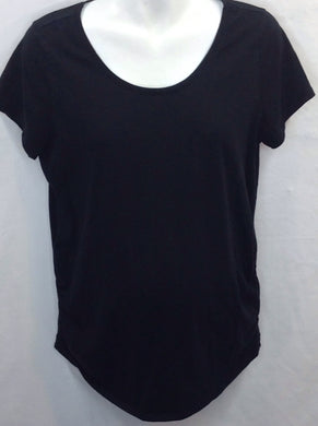 Size Large Bump Start Black Top