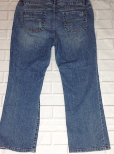 Size Large LizLange Denim Pants