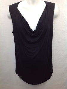 Size Large Motherhood Black Top