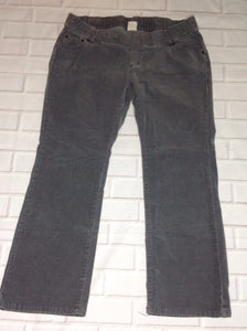 Size Large Old Navy Gray Corduroy Pants