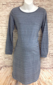 Size Medium Gap Maternity Blue Dress