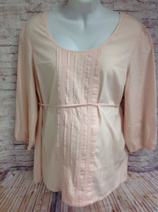 Size XL Oh Baby Pink Top