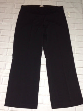Size XL THREE SEASONS Black Pants