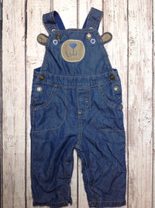 Small Wonders BLUE DENIM Overalls