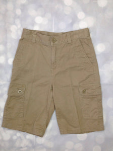 Sonoma Tan Solid Shorts