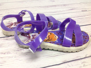 Sophia The First Purple Sandals