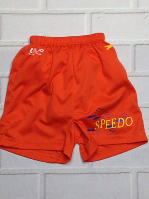 Speedo Orange & Blue Swimwear