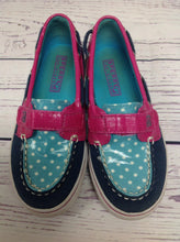 Sperry Pink & Blue Shoes