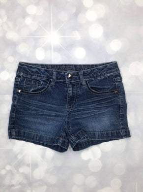 Squeeze Denim Shorts