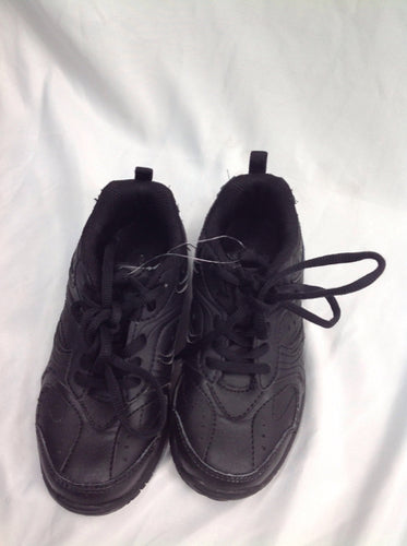 Stride Rite Black Sneakers